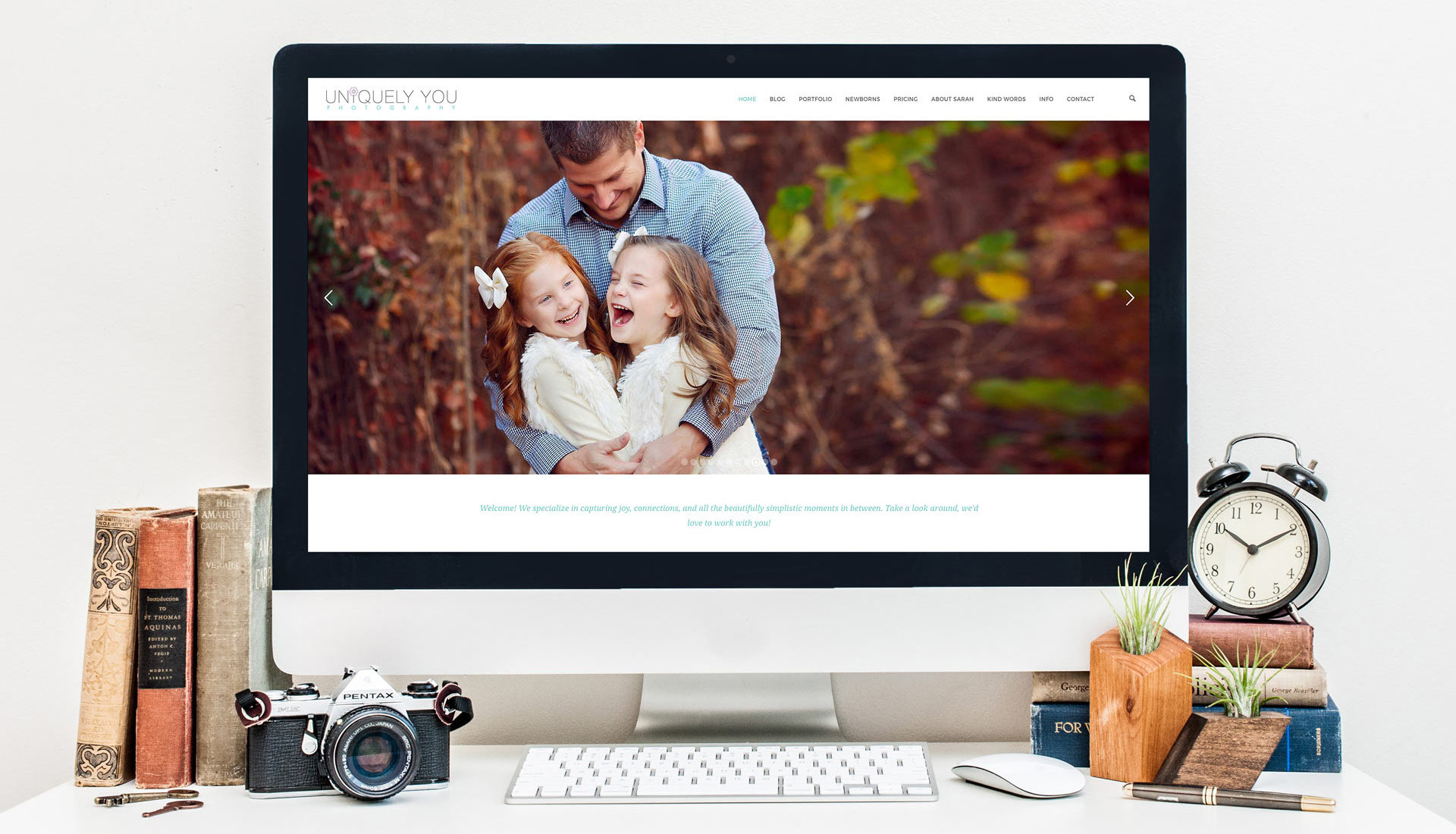 wordpress customization and seo services for photographers